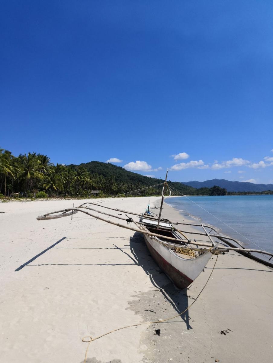 Boat-at-noon