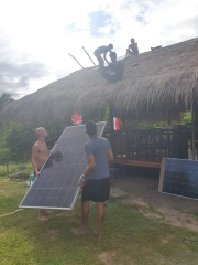 Solar-panel-going-up-at-Binga-Beach