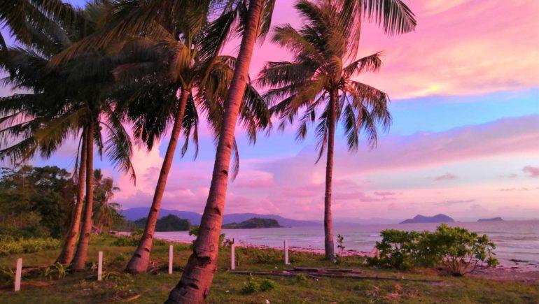 Binga-Beach-Sunset
