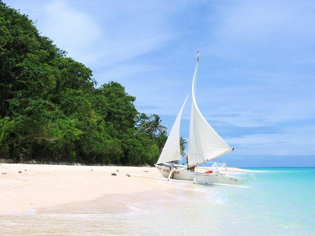 菲律宾风帆船