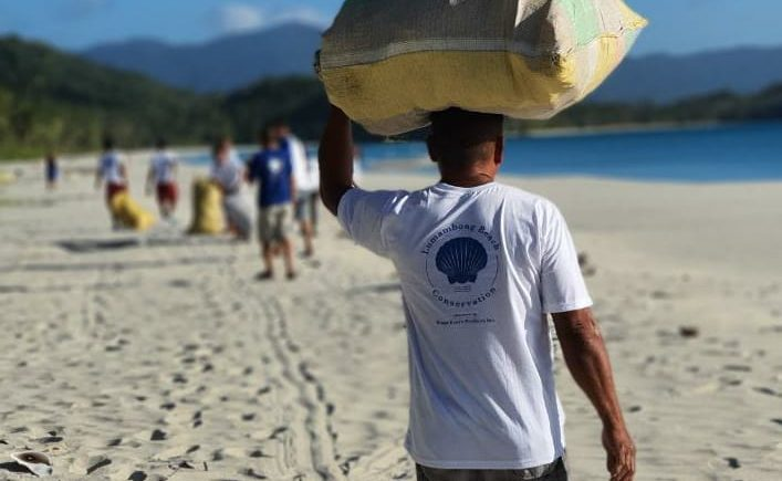 Lumambong Beach Conservation – Our Biggest Clean-up Yet!